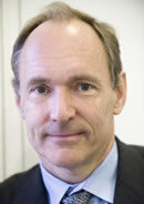 Sir Tim Berners-Lee's view of the internet's future