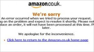 Amazon taken offline by hacktivist attack