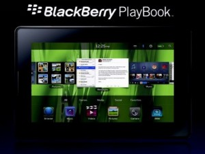 Blackberry firm Research in Motion hit by tablet development costs