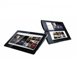 Sony enters tablet market with Tablet S