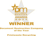 Waste management recycling Cheltenham company wins award