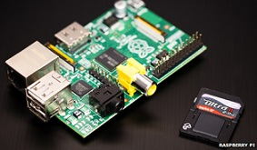 Raspberry Pi and small computers encourages new engineers